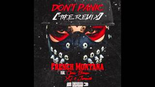 French Montana Ft. Chris Brown, YG & Jeremih - Don't Panic (Intro - Dirty Remix)