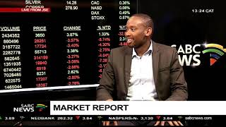 Markets report and analysis with Bright Khumalo: 25 September 2018