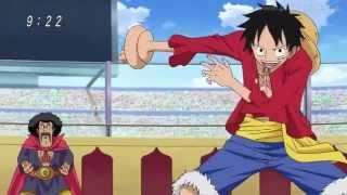 La Pelea De Goku Vs Luffy Vs Toriko
