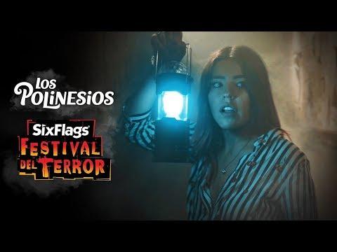 Una MaldiciÓn Se LiberÓ En Nuestra Casa Los Polinesios Six Flags Festival Terror