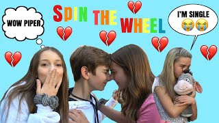 LAST TO Say NO To The MYSTERY WHEEL WINS $10,000 CHALLENGE **THEY KISSED** 💵💋