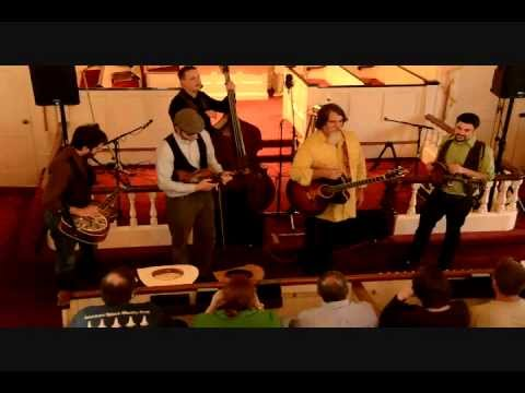 """DARRELL SCOTT and The String Fingers Band - 3/18/2012 - """"Will The Circle Be Unbroken"""""""