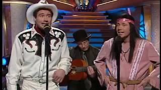 """Duett Winnetouch Und Sasha""   Bullyparade   TV Comedyshow  2002"