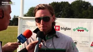Državno prvenstvo triletnih kasačev v Ljutomeru