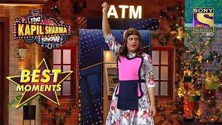 Sapna ने किया Poll Dance   The Kapil Sharma Show Season 2   Best Moments