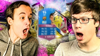 INSANELY JAW-DROPPING!!!! - FIFA 17 PACK OPENING