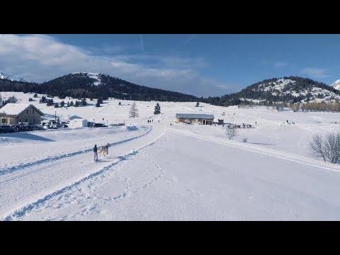 Les expériences à découvrir et tester dans le Dévoluy en hiver
