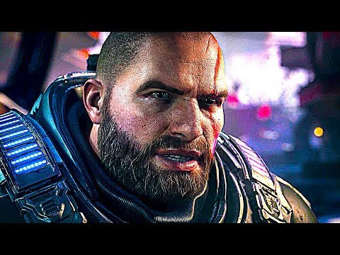 Gears 5 Gameplay E3 Trailer