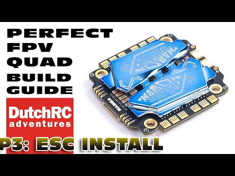 a detailed how-to install that 4-in-1 ESC into a quad :)