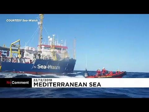 Διάσωση μεταναστών σε Μεσόγειο και Ελλάδα