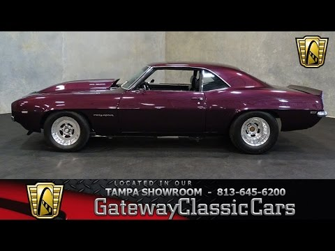 Video of '69 Camaro - KDV5
