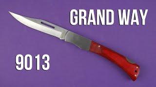 Grand Way 9013 - відео 1
