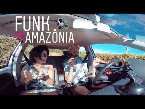 Funk da Amazônia + Cachoeira Loquinhas | Alto Paraíso | Trip.Giz | Bruno Clara e Bê