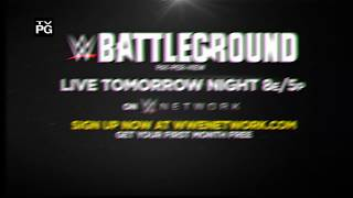 WWE Battleground -  The Punjabi Prison Returns | Live Tomorrow