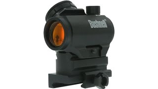 Bushnell TRS-25 Hi-Rise 3 MOA Red Dot Sight Review & Unboxing AR731306