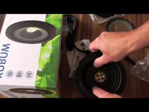 Video Erstmontage GardenLights Rubum LED Bodeneinbaustrahler