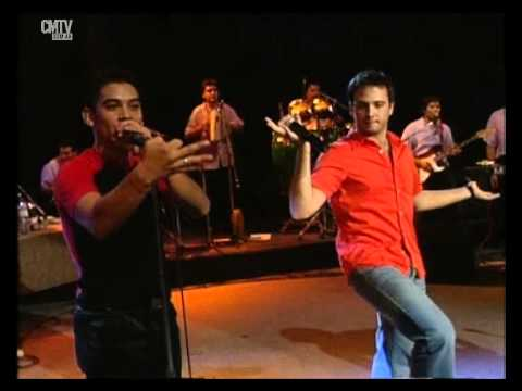 Banda XXI video El que quiera bailar conmigo - CM Vivo 2003