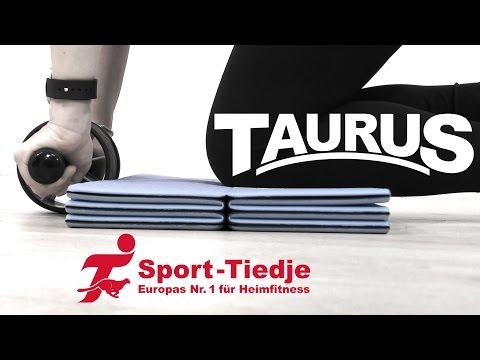 Taurus TPE Yogamatte faltbar - Produktvorstellung