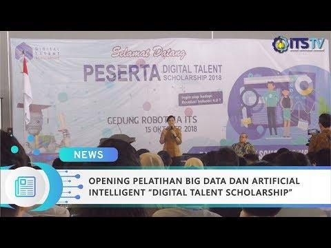 mp4 Digital Talent Scholarship Logo, download Digital Talent Scholarship Logo video klip Digital Talent Scholarship Logo