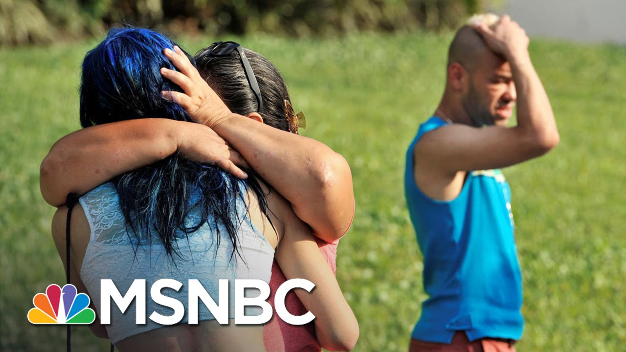 Witness Gives Account of Orlando Shooting | MSNBC thumbnail
