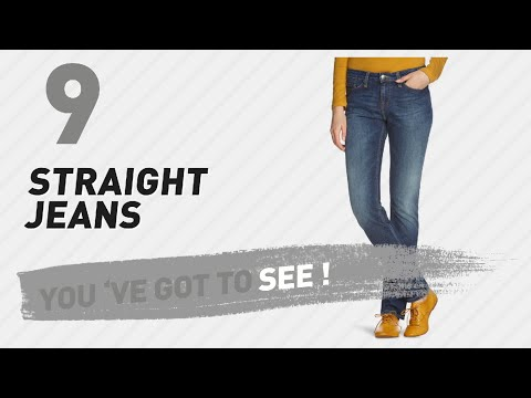 Tommy Hilfiger Straight Jeans // New & Popular 2017