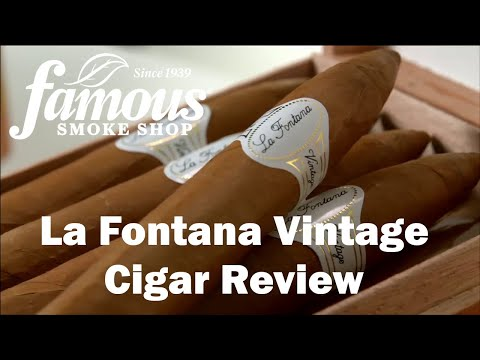 La Fontana Vintage video