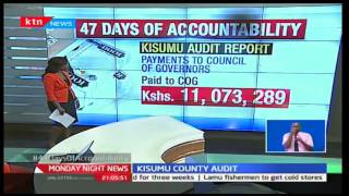 Monday Night News: 47 days of accountability as we analyze the county governments scrupulous deals