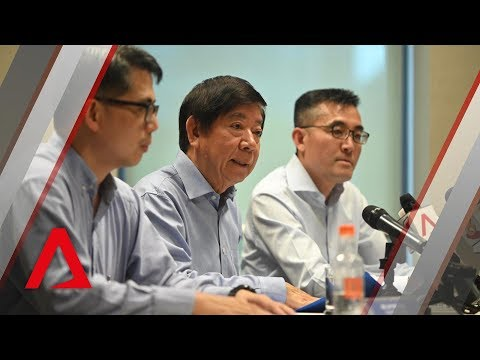 Singapore's Khaw Boon Wan tells Malaysian government vessels to