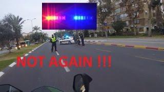 שוטרים עצרו אותי בפעם השלישית השבוע !...T_T