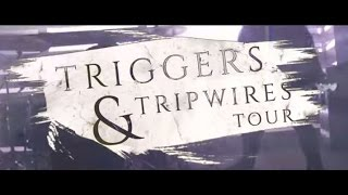 10 Years - Triggers & Tripwires Tour Trailer
