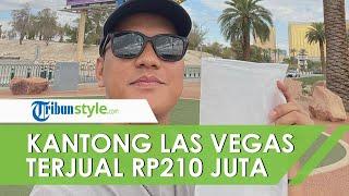 Arief Muhammad Jual Udara Las Vegas & Terjual Rp210 Juta, Hasilnya akan Diberikan ke Guru Honorer