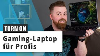 Gaming-Laptops waren noch nie so attraktiv: Lenovo Legion 5 Pro