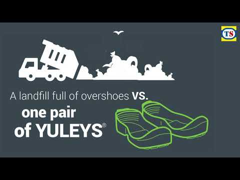 Yuleys Reusable Shoe Covers
