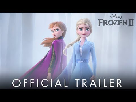 The First Full Trailer for Frozen 2