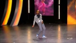 So You Think You Can Dance Season 10 Vegas Week - Fik-Shun's Solo