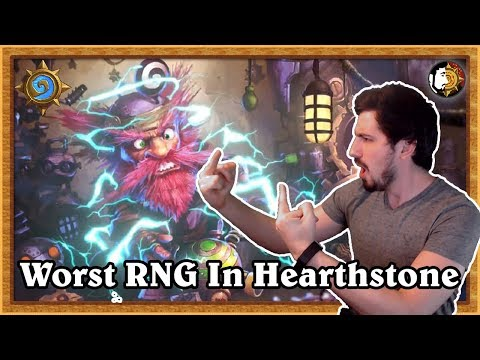 Worst RNG In Hearthstone Confirmed - Mind Control Technology