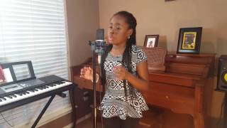 "Anita Baker's ""No One In The World"" Cover by Amanda Riley."