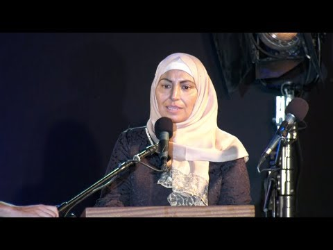 Dr. Amal Abu Saad speech at 2018 Israeli-Palestinian Memorial Day Ceremony