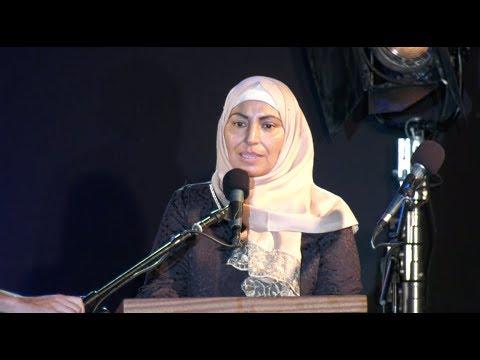 Dr. Amal Abu Saad speech at 2018 Israeli-Palestinian Memorial Day Ceremony