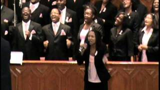 """His Blood Still Works""  Longview Heights S.D.A. Sanctuary Choir"