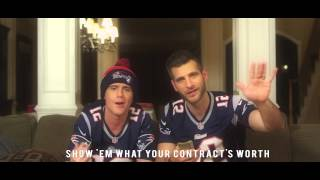 Katy Perry Medley | Anthem Lights (Super Bowl XLIX Katy Parody)
