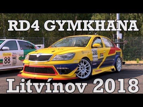 RD4 Transport Projekt Drift Challenge - Gymkhana - Litvínov