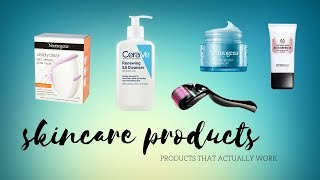 Skincare Products & Devices That ACTUALLY WORK !!