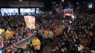 preview picture of video 'Cabalgata de Fuenlabrada 2015'