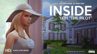 """Inside 1x01 """"The Pilot"""" ( Sims 4 Voice Over Series )"""