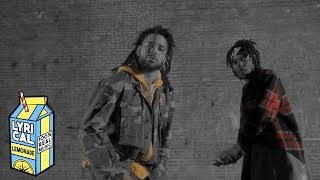 J.I.D ft. J. Cole - Off Deez