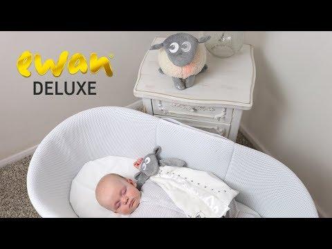 SweetDreamers игрушка-ночник мягкая Ewan Deluxe Grey