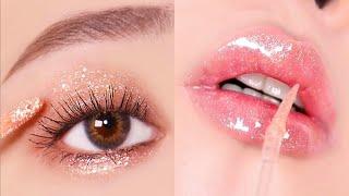 Beautiful Eye Makeup Tutorial Compilation ♥ 2020 ♥ 495