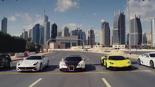 Maraqli Videolar 2018 - Dünyanın Ən Yaxşı Sürücüsü Dubay Yollarında - Ken Block Dubai 2018 #1