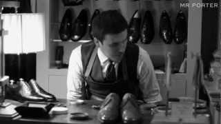 The Art Of Shoe Shining